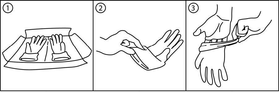 OPETUR - Para ponerse los guantes